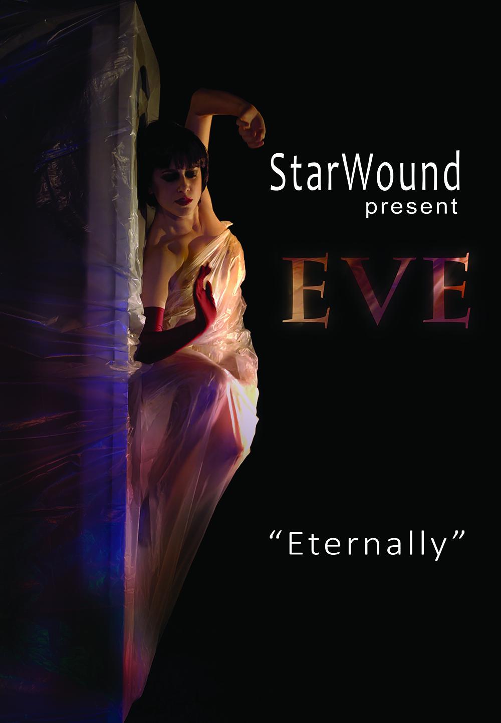 Αποτέλεσμα εικόνας για Οι StarWound και το Faust Bar-Theatre-Arts παρουσιάζουν την EVEστην παράσταση  ETERNALLY